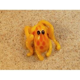 chobotnice žlutá