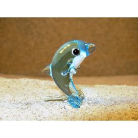 delfín světle modrý st