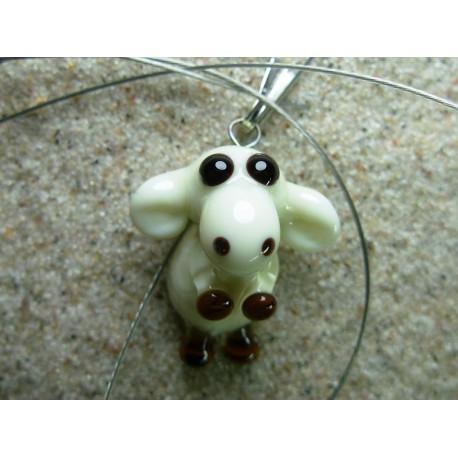ovečka  - přívěsek
