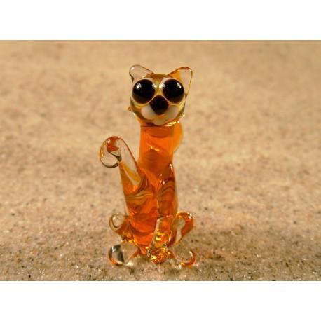 kočka - zrzavá