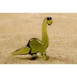 dinosaurus světle zelený