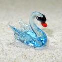 labuť modrá