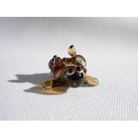 želva s malýma