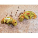 chameleon - náušnice