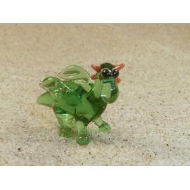 drak zelený