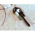 straka - přívěsek